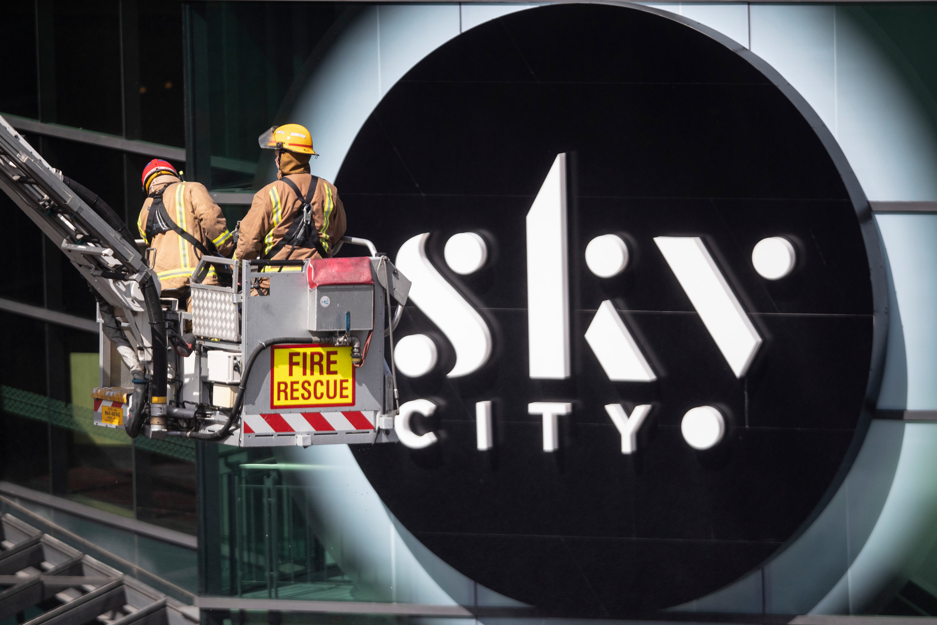 Skycity fire: 'Work from home', what you need to know for tomorrow's commute