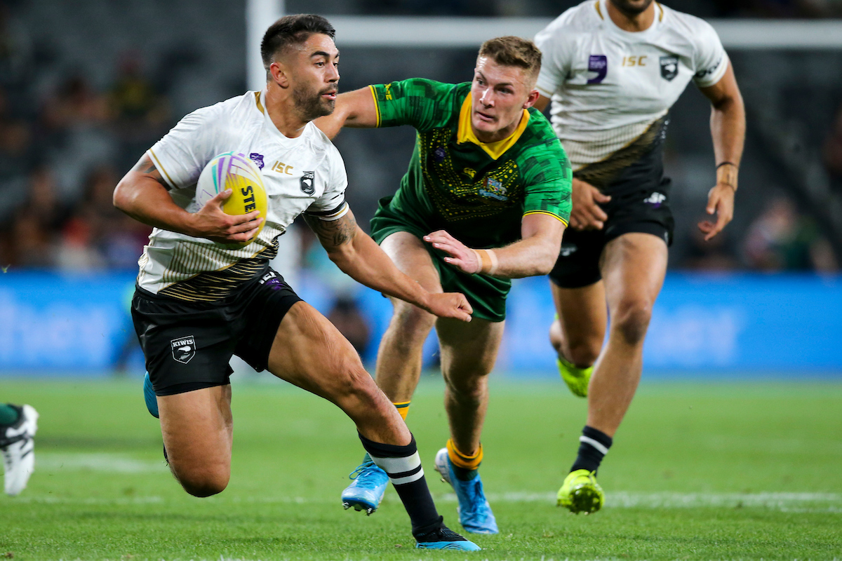 New Zealand lose, Tonga shocked at World Cup Nines
