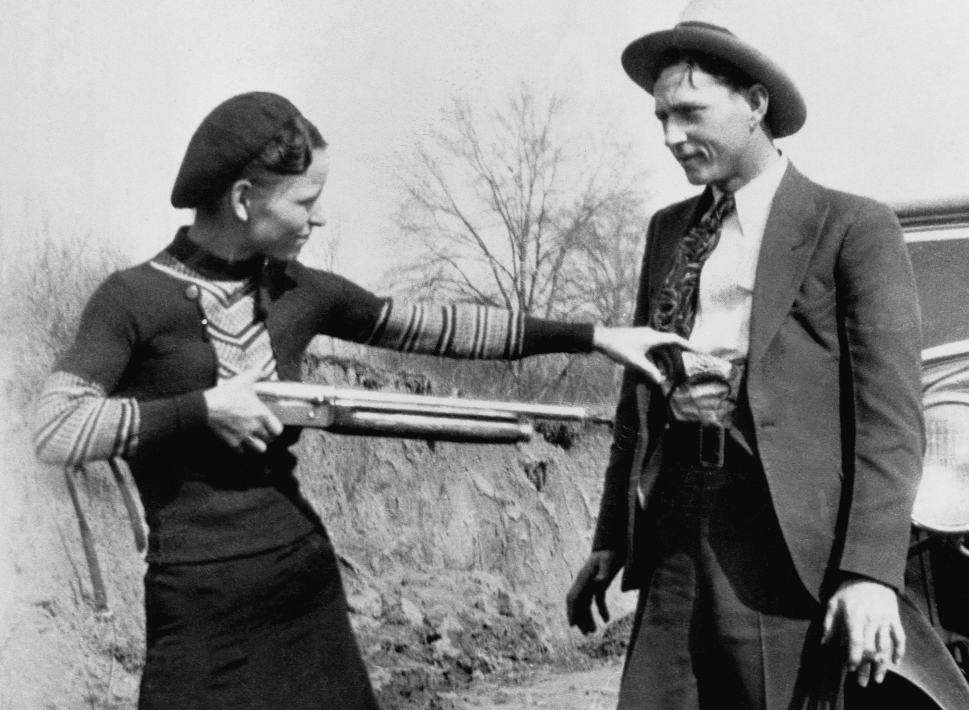 Lovers on the run: Why Bonnie and Clyde continue to