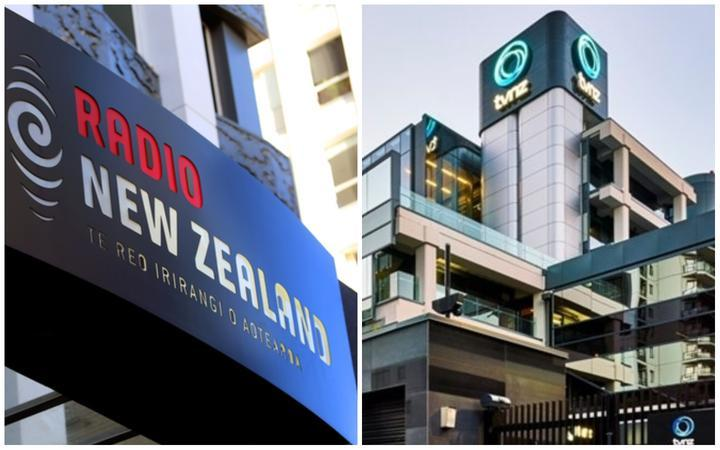 Govt to consider replacing RNZ, TVNZ with new public broadcaster