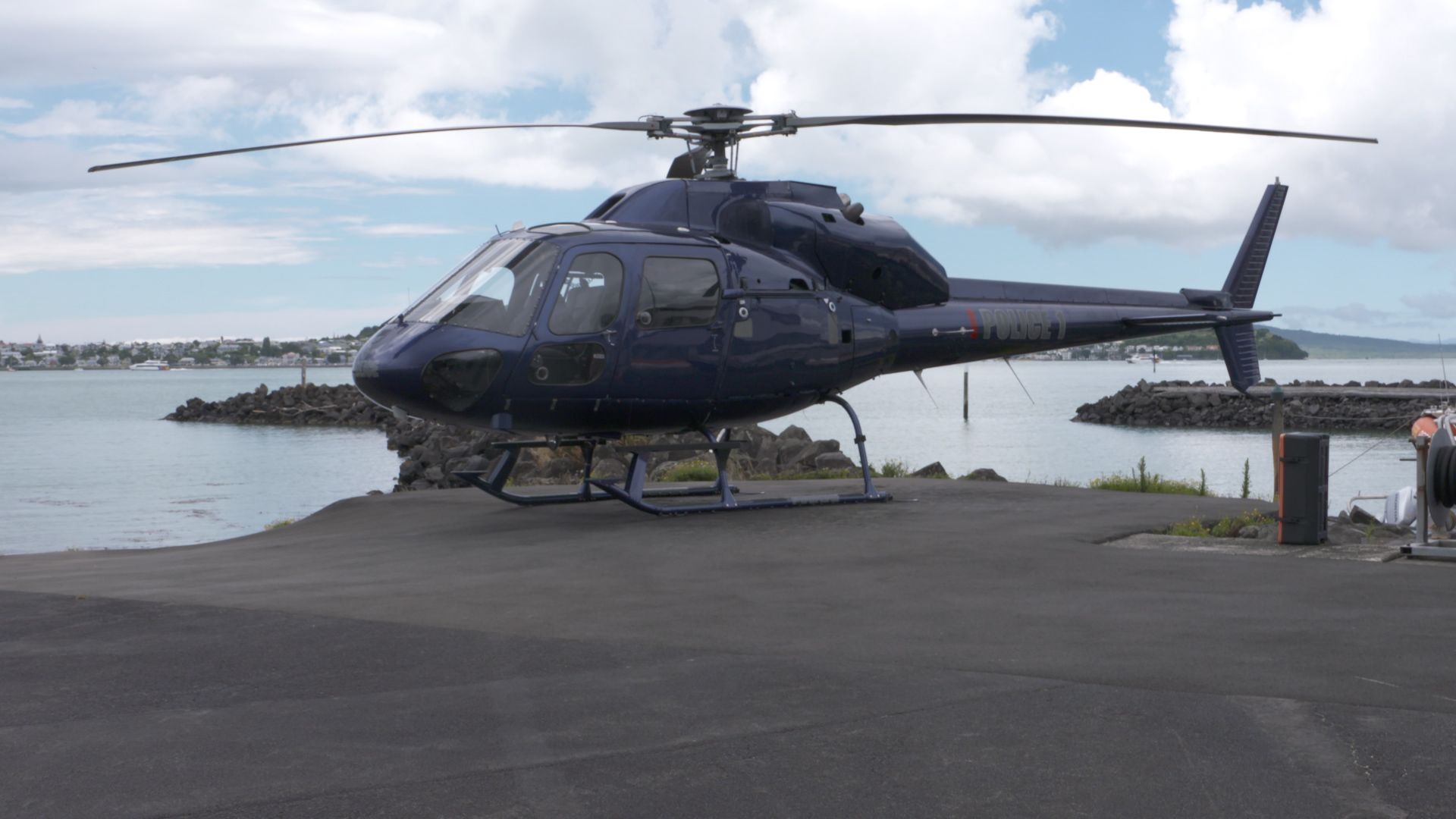 Surge in demand for Police Eagle Helicopter in dead of night