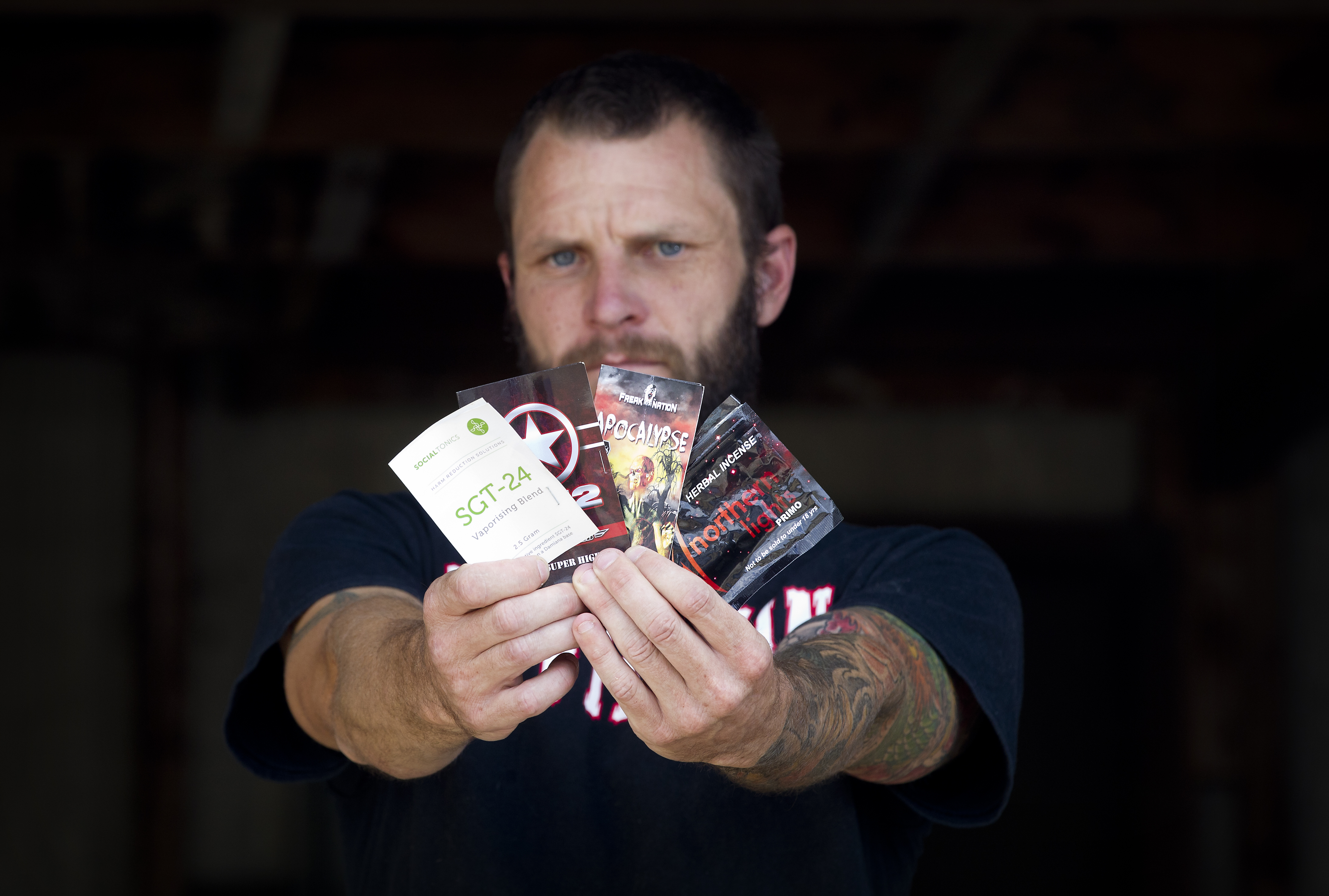 Legal highs linked to psychosis - NZ Herald
