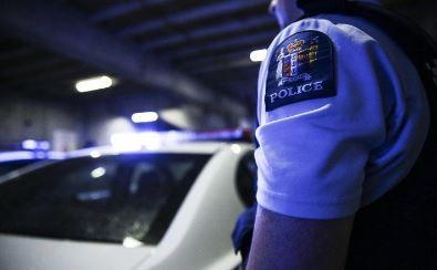 Drunk driver urinated on seat of police car after arrest