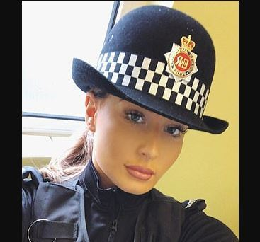 Policewoman jumped in river to try and save drowning baby thrown off bridge
