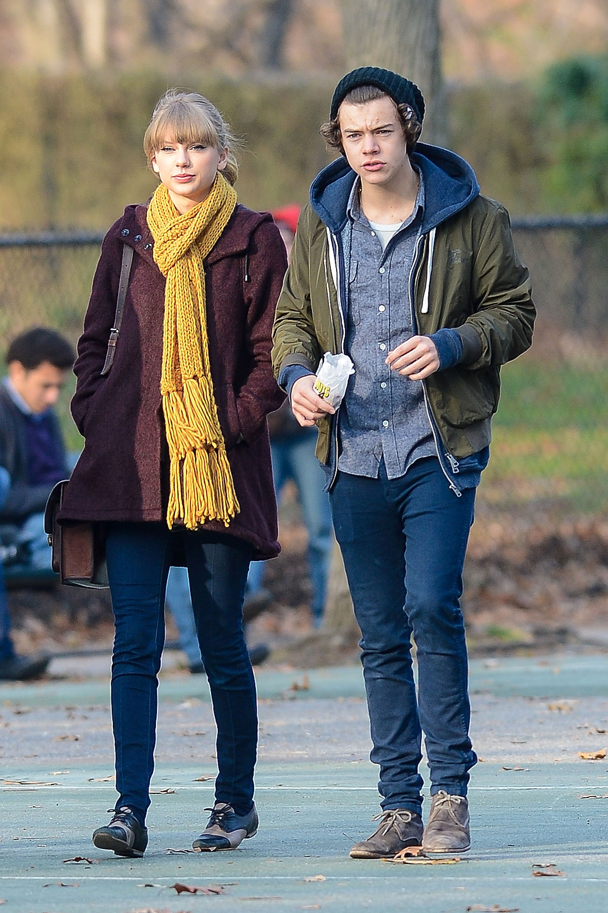 harry styles taylor swift relationship