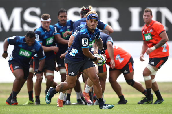Rugby: Blues launch New Zealand-first virtual reality training experience for fans