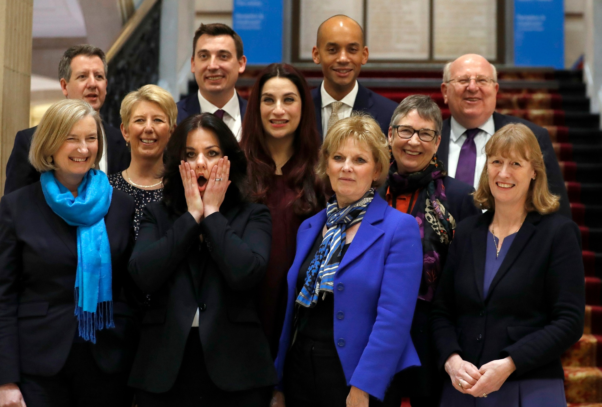 Disgusted by Brexit hardliners, three MPs abandon the Tories