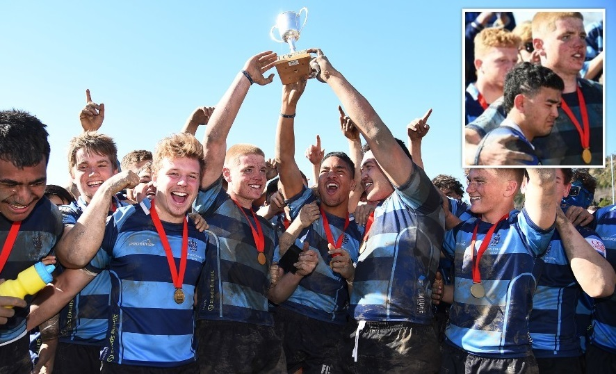 First XV Rugby: Nelson College captain's touching