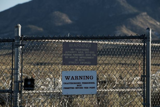 'See them Aliens': Area 51's protected secrets
