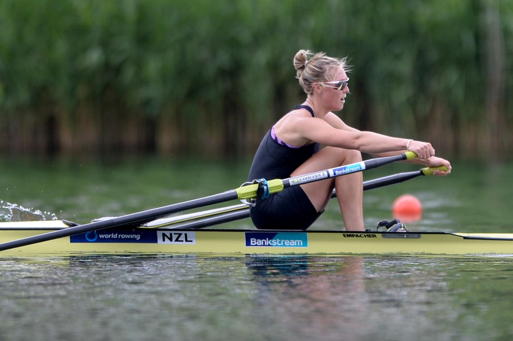 Rowing: Three NZ crews make semis at world champs - NZ Herald