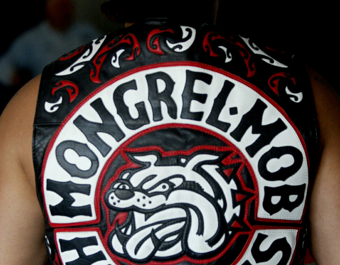 More than 200 Mongrel Mob members in Rotorua for the tangi of patched member Rex Maney