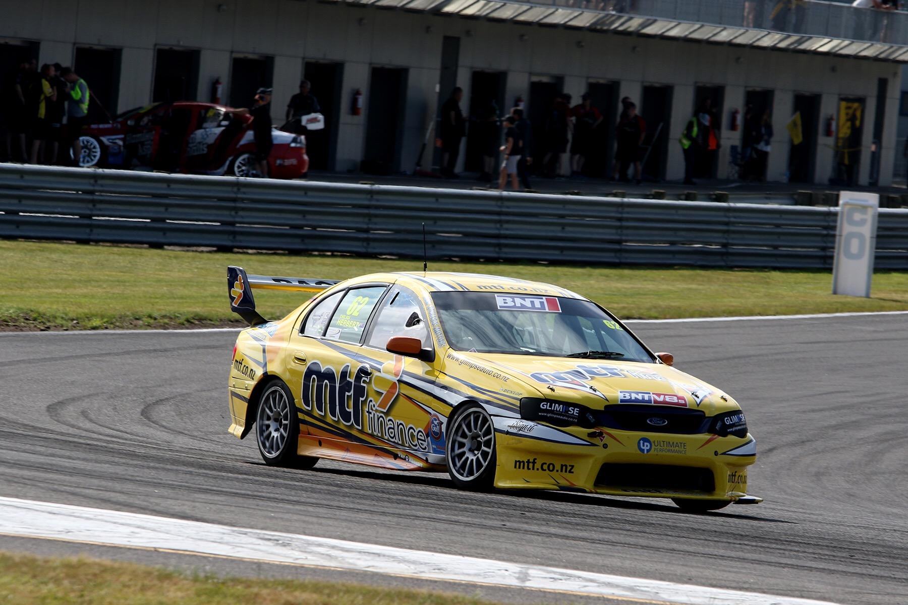 Motorsport Chelsea Herbert first woman to win in NZ V8s NZ Herald