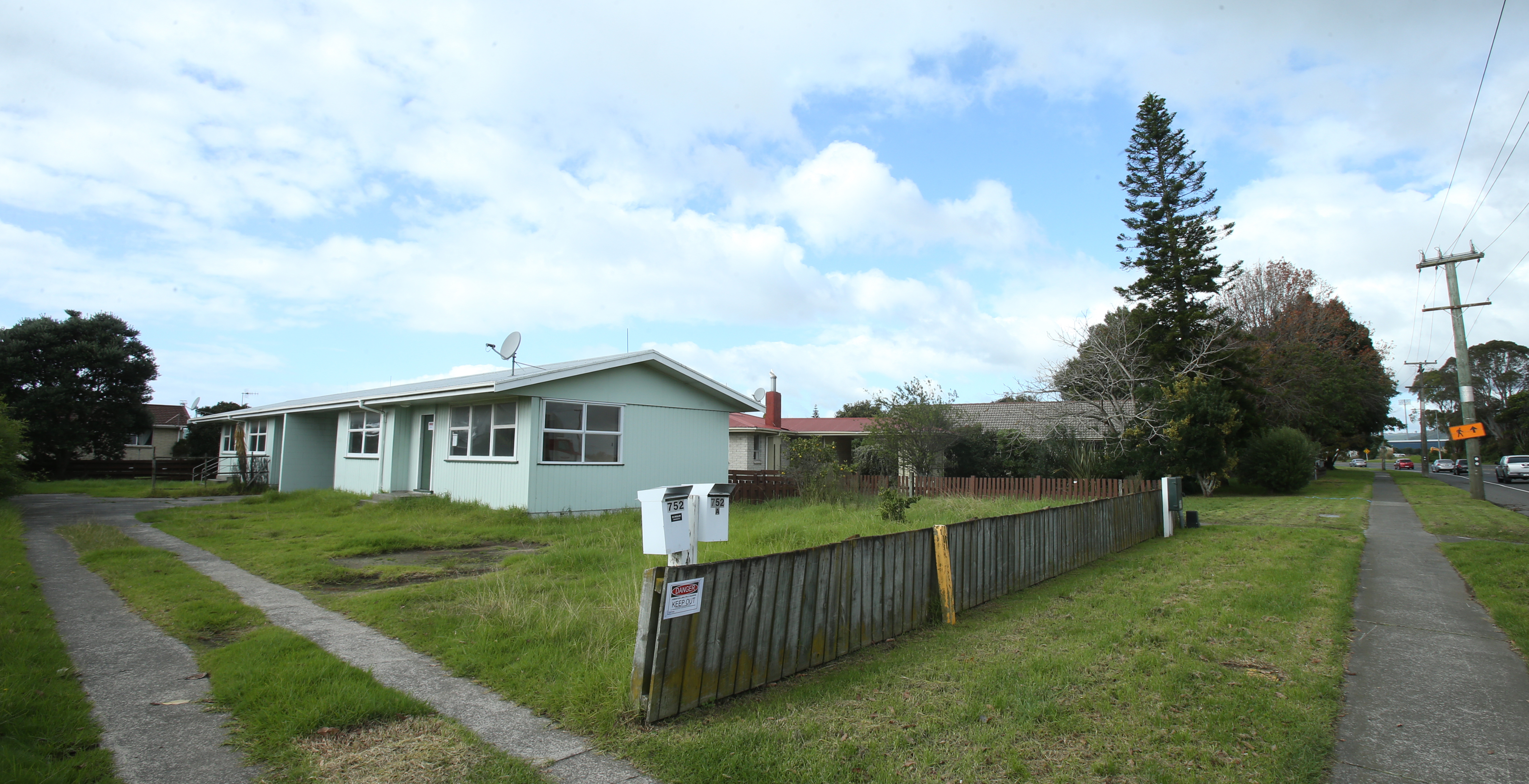 Over 200 Bay people on housing waiting list - NZ Herald