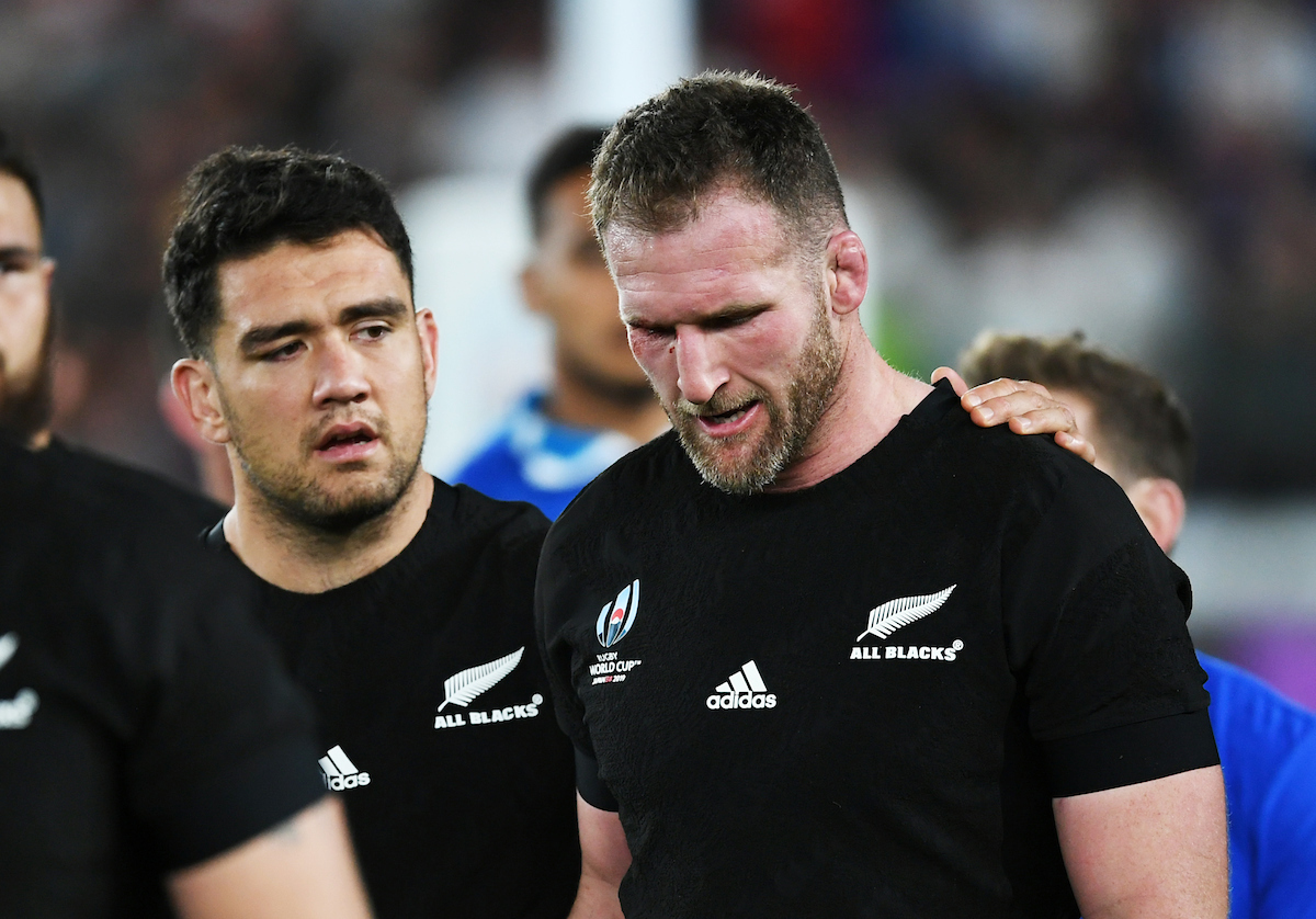 Worst in 16 years: All Blacks slump to new low after England defeat