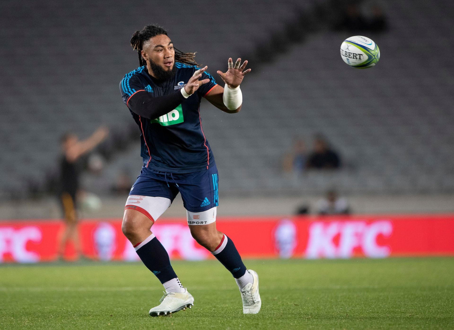 Super Rugby: Veteran Ma'a Nonu shows way as Blues steel themselves for Crusaders