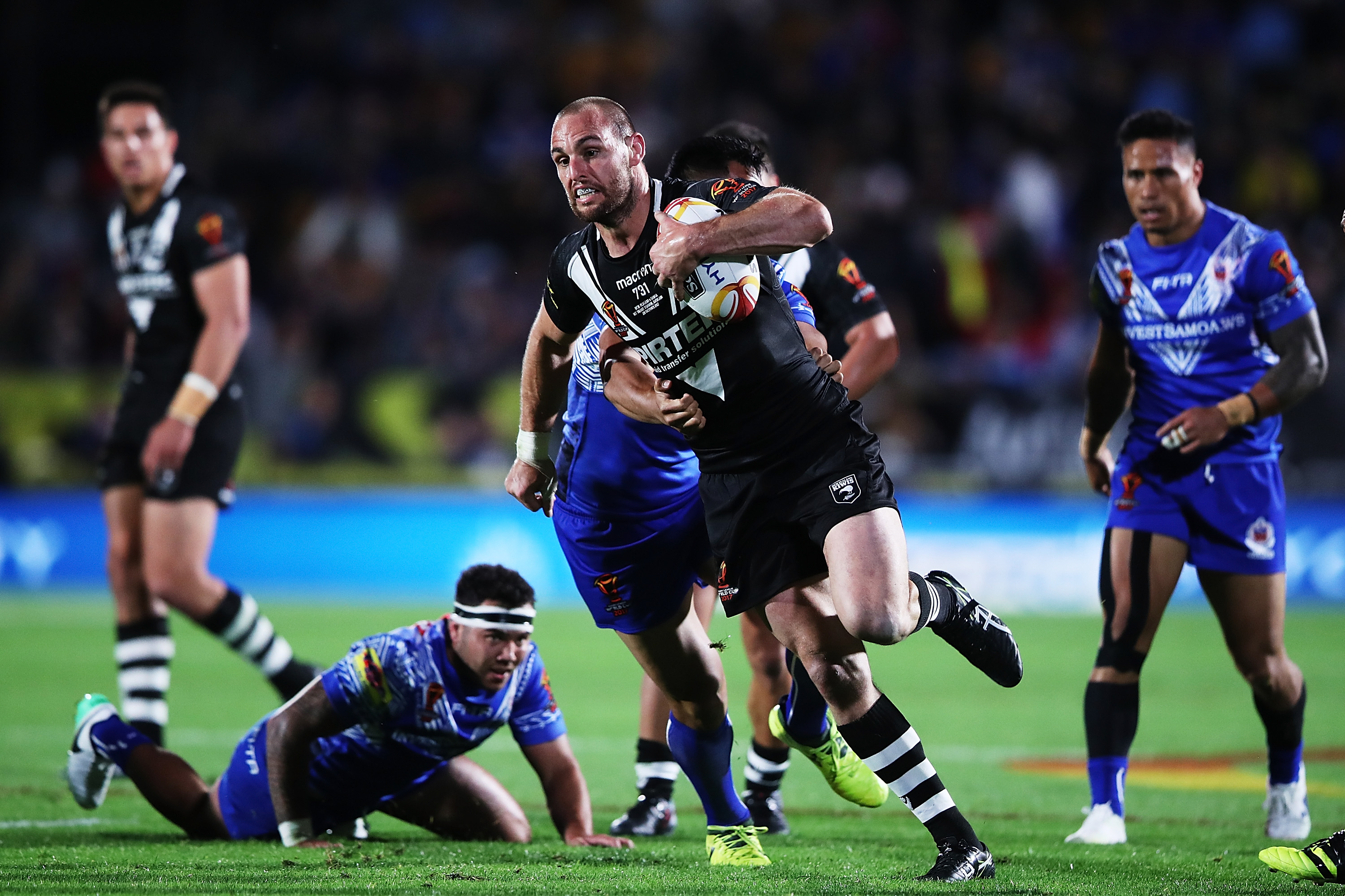 062c340a665 As it happened: Kiwis v Samoa, Rugby League World Cup - NZ Herald