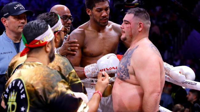 Ruiz's bizarre confession after Joshua defeat