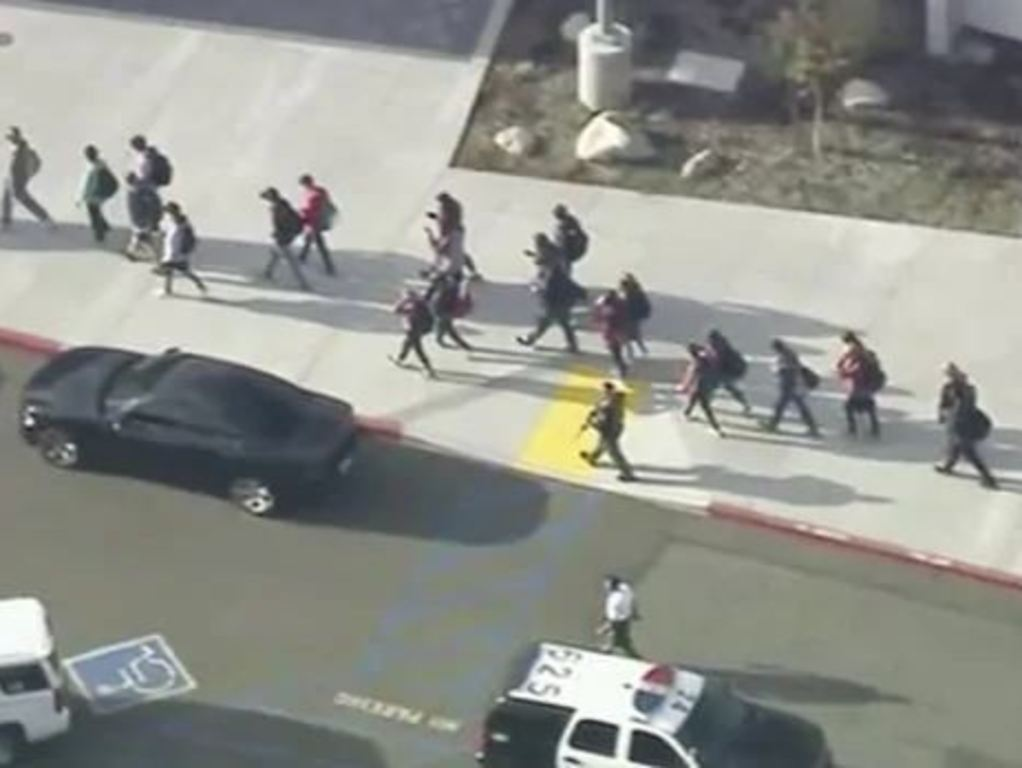 Saugus school shooting: Boy who shot five students has died