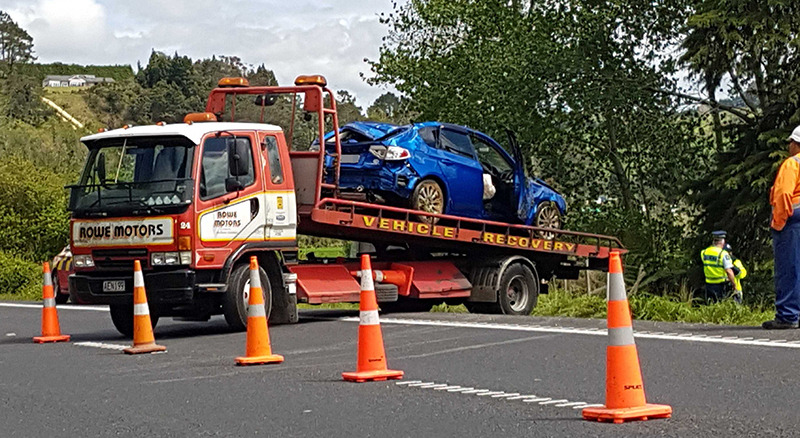 Car removed from Wairoa River with body inside