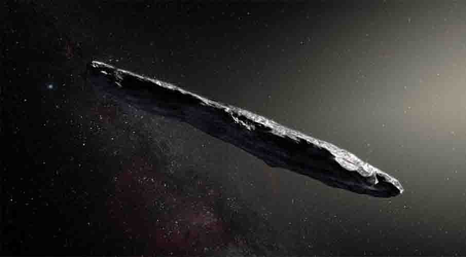 Oumuamua mystery: We totally missed 'first contact with aliens'