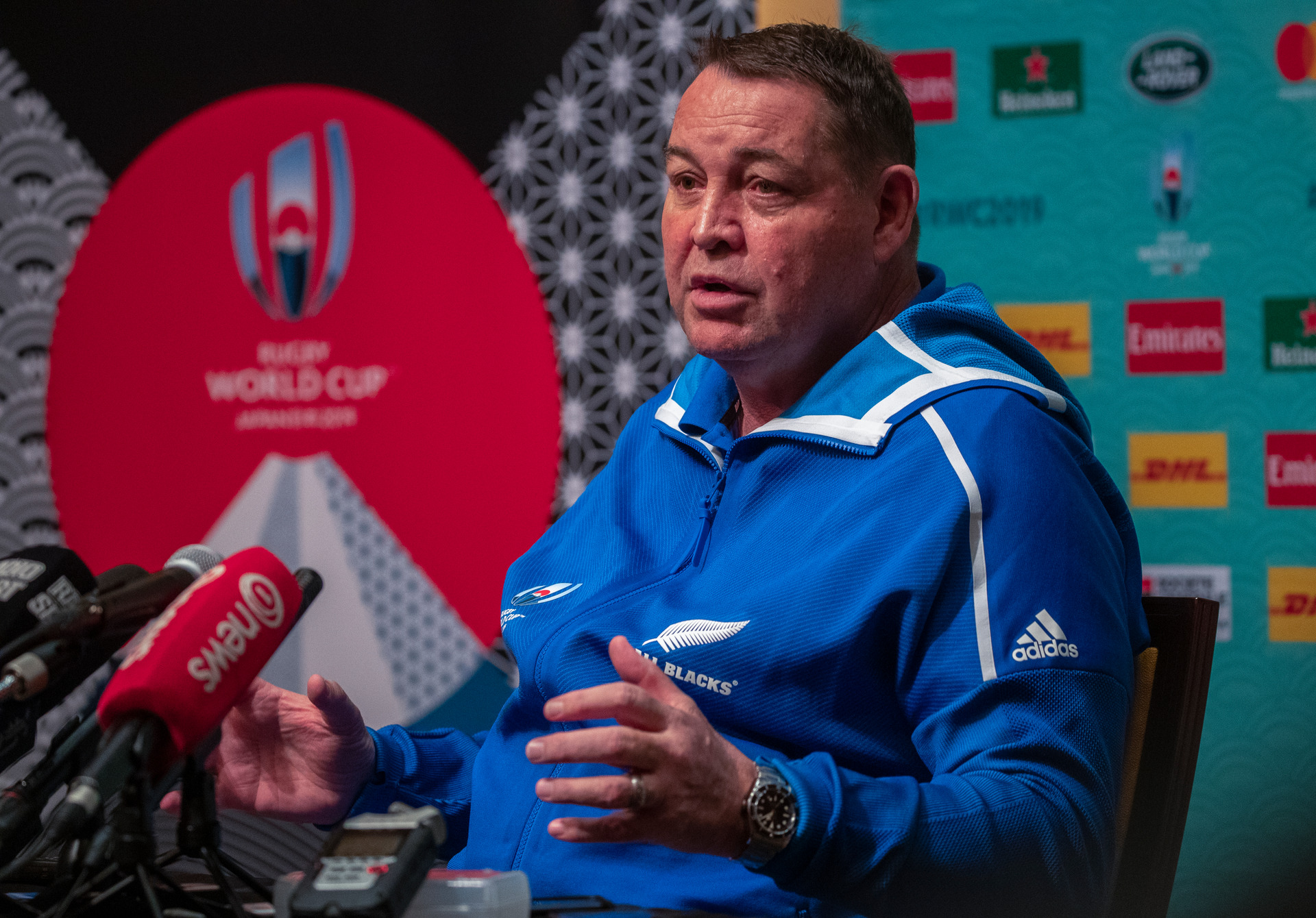 Steve Hansen hits out at Six Nations