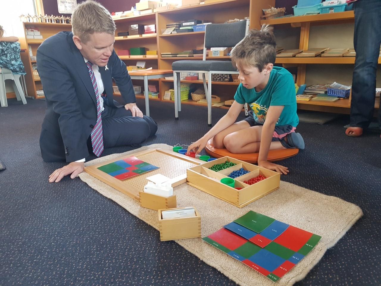 Port Ahuriri balancing the school books with new donations scheme