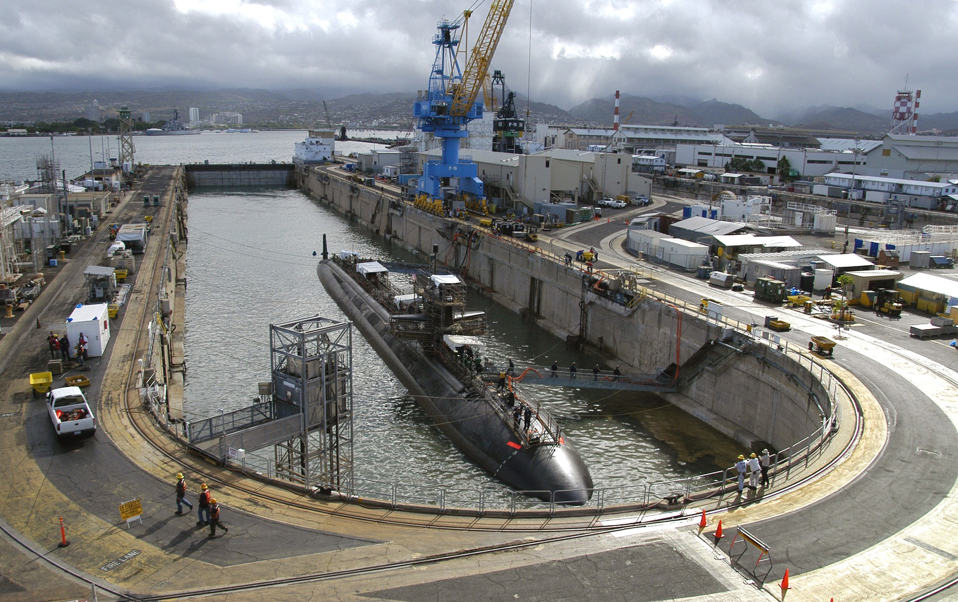 Multiple casualties in shooting at Pearl Harbor shipyard: reports