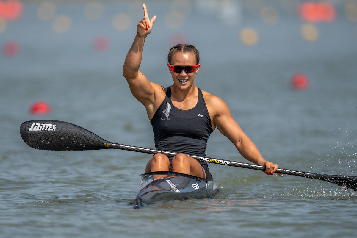 Kayaking: Lisa Carrington wins another gold at world championships