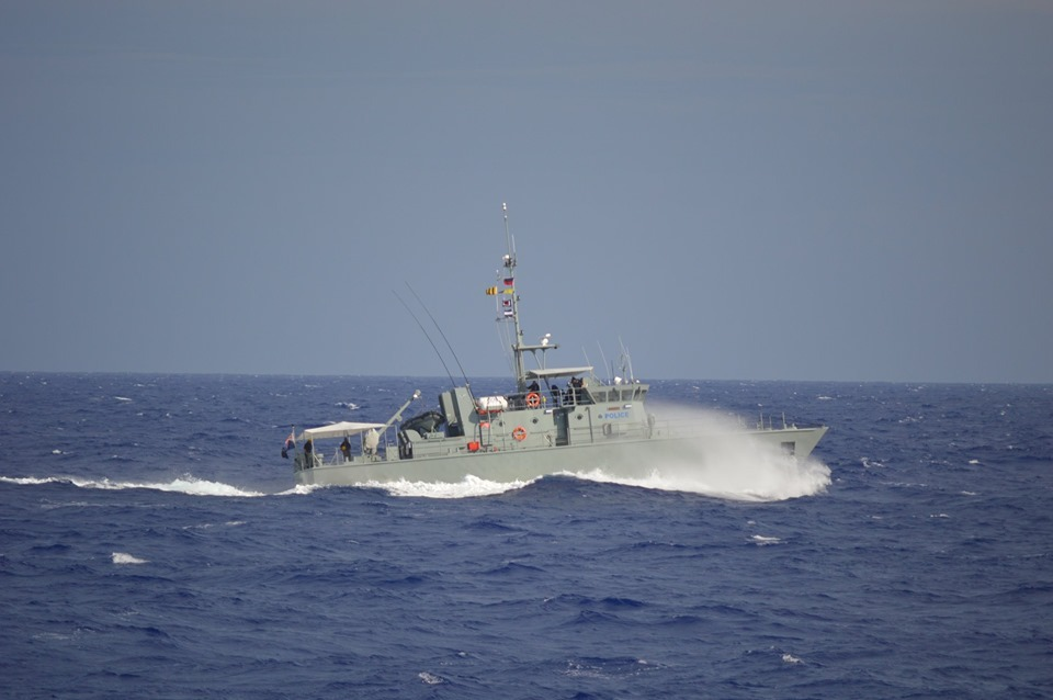 Maritime NZ helps search for child missing at sea in Cook Islands