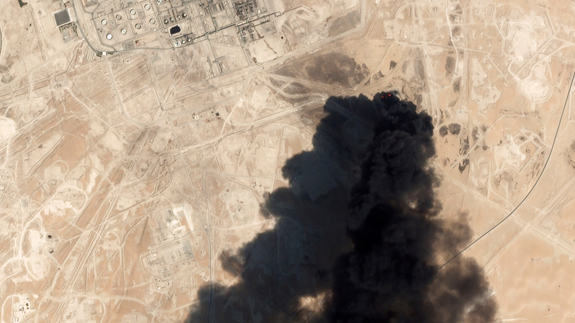 'They would be toast': Reason Saudis haven't hit back over oil attack