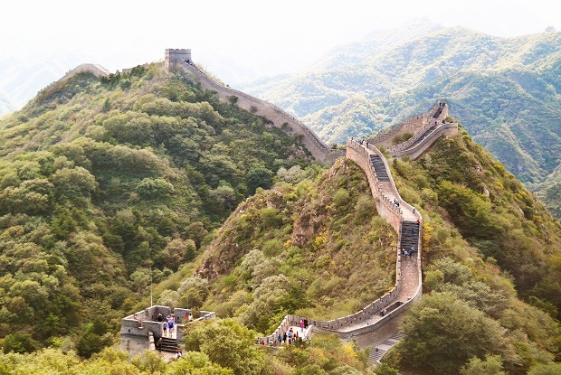 China: In awe of the Great Wall