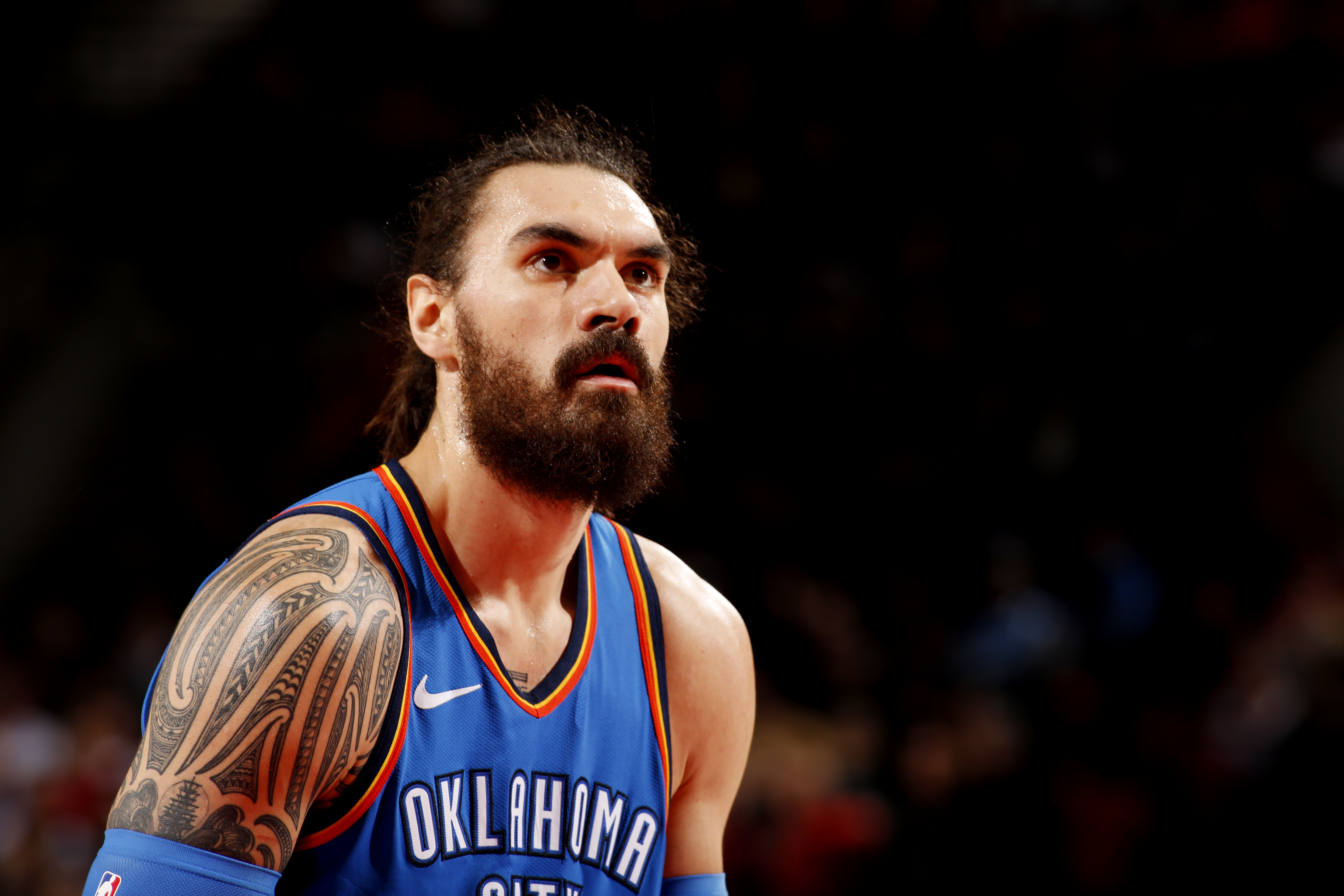 79a3a344acc Basketball  Steven Adams warrants consideration for NBA s Most Improved  Player