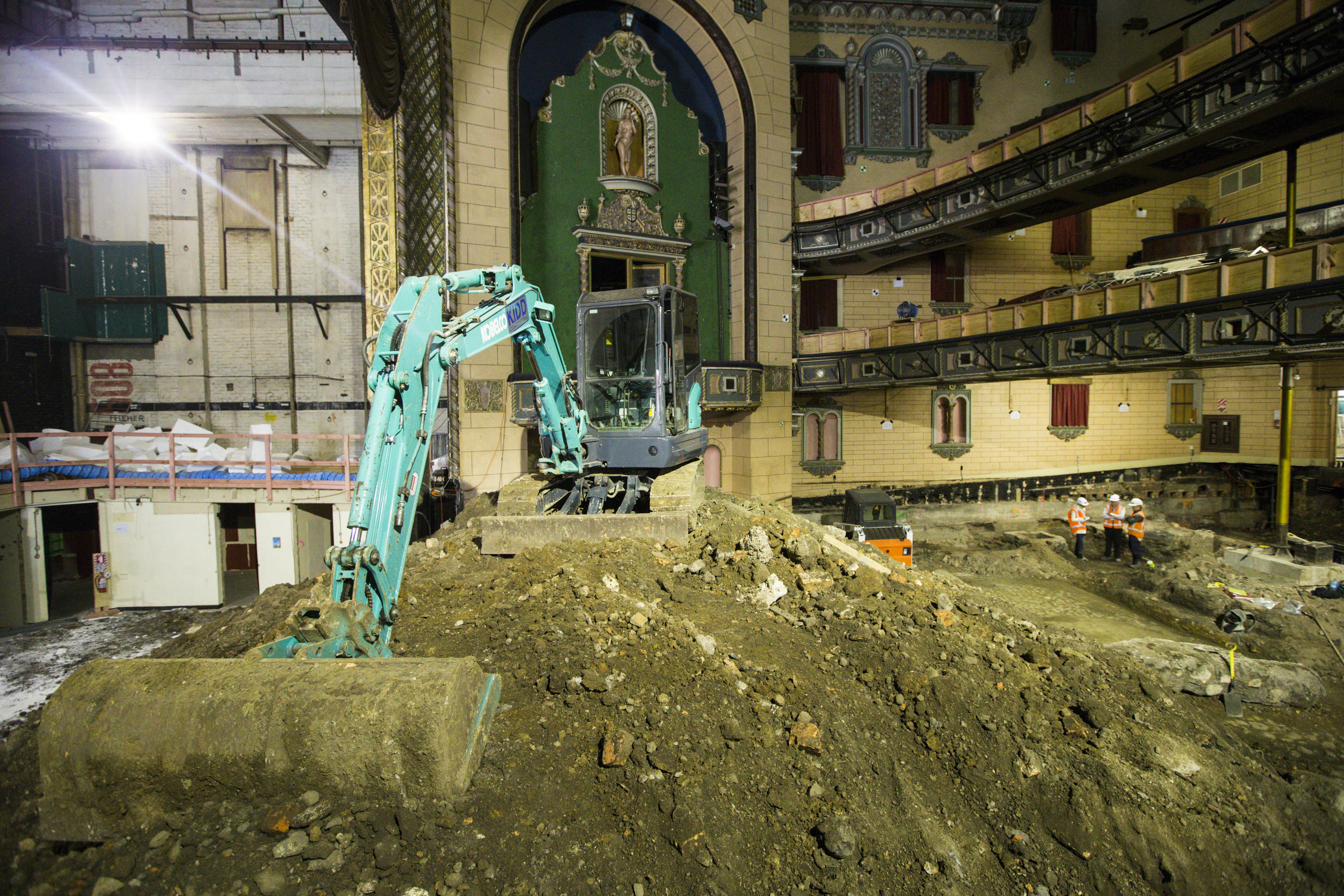 23f8ac31040 A  sad  walk through Saint James Theatre - with a hopefully happy end - NZ  Herald
