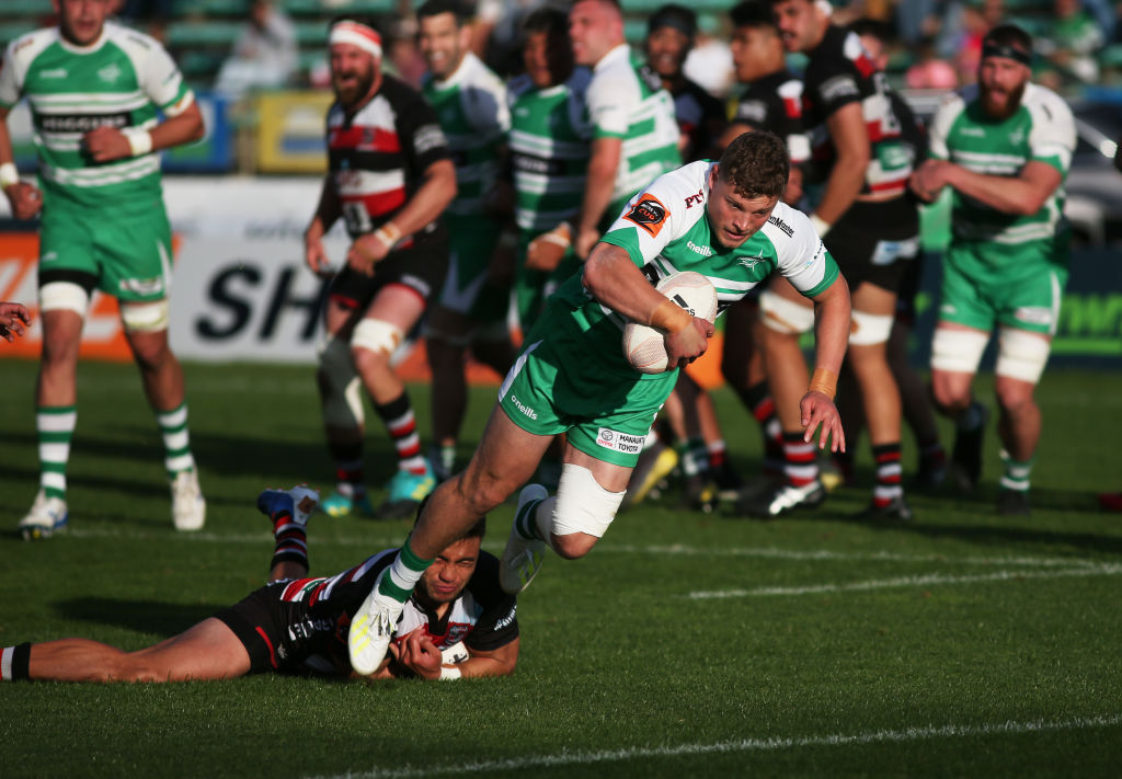 Rugby: NZ Marist defeat NZ Heartland XV in Te Aroha