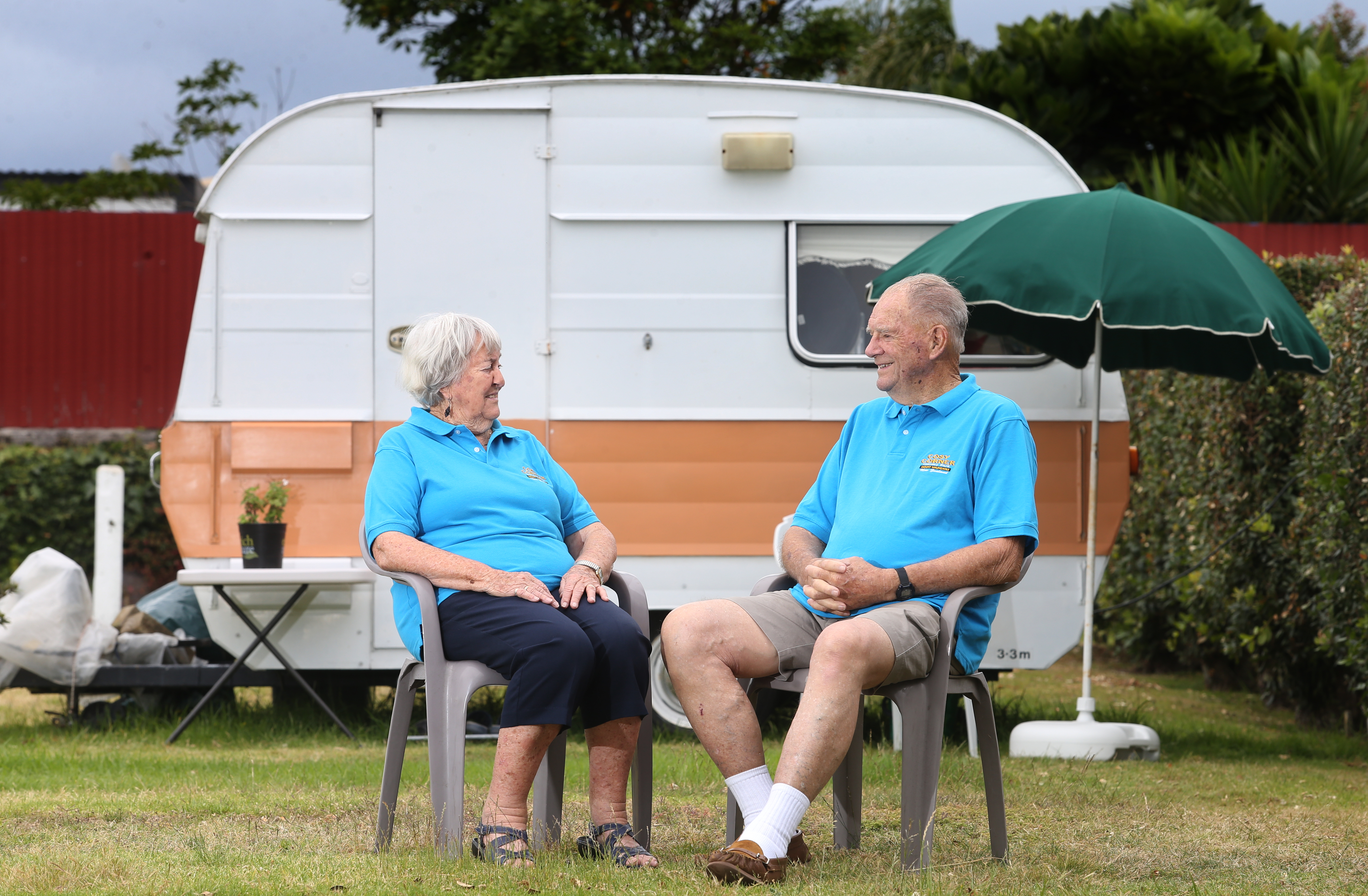 The Big Read: Bay campgrounds resist the lure of big money