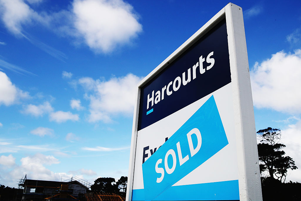 New Zealand housing market at risk of crash, Bloomberg research shows