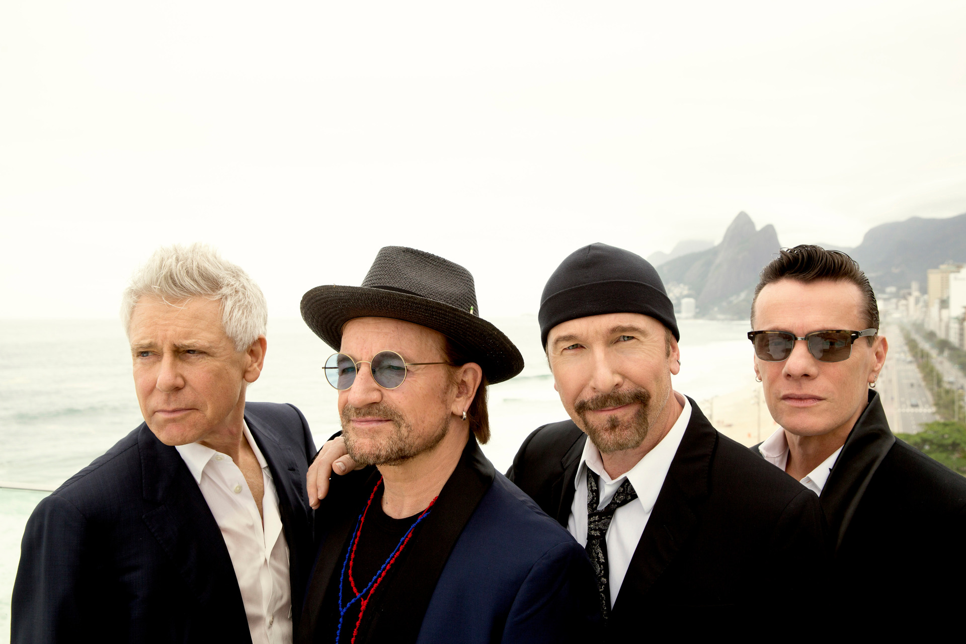 U2 announce second concert for New Zealand