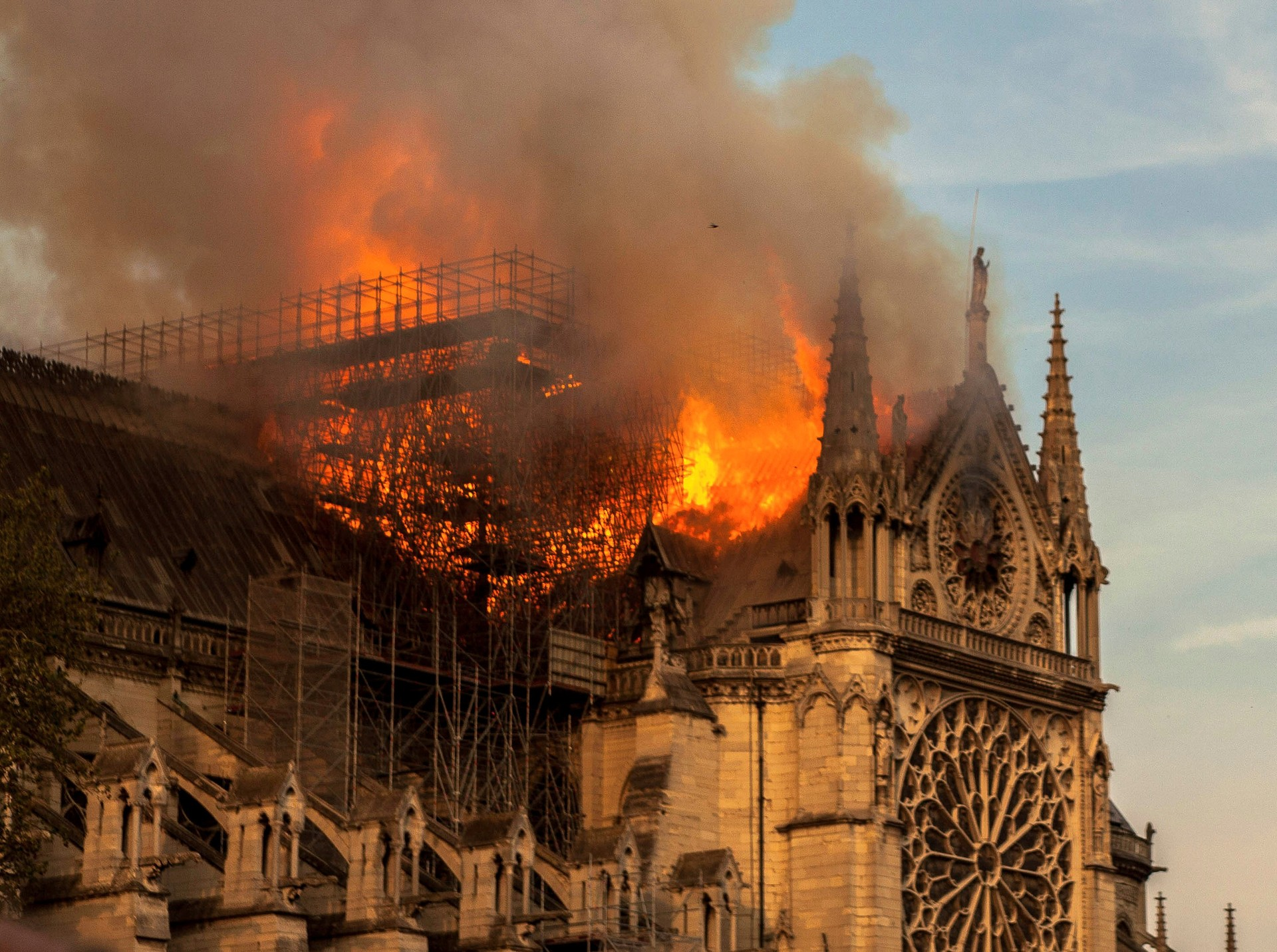 Notre Dame fire: It's not easy to put a value on a cathedral