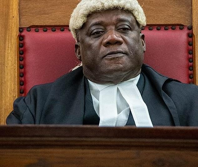 Bermuda judge criticised for stating he was 'horny' in murder trial