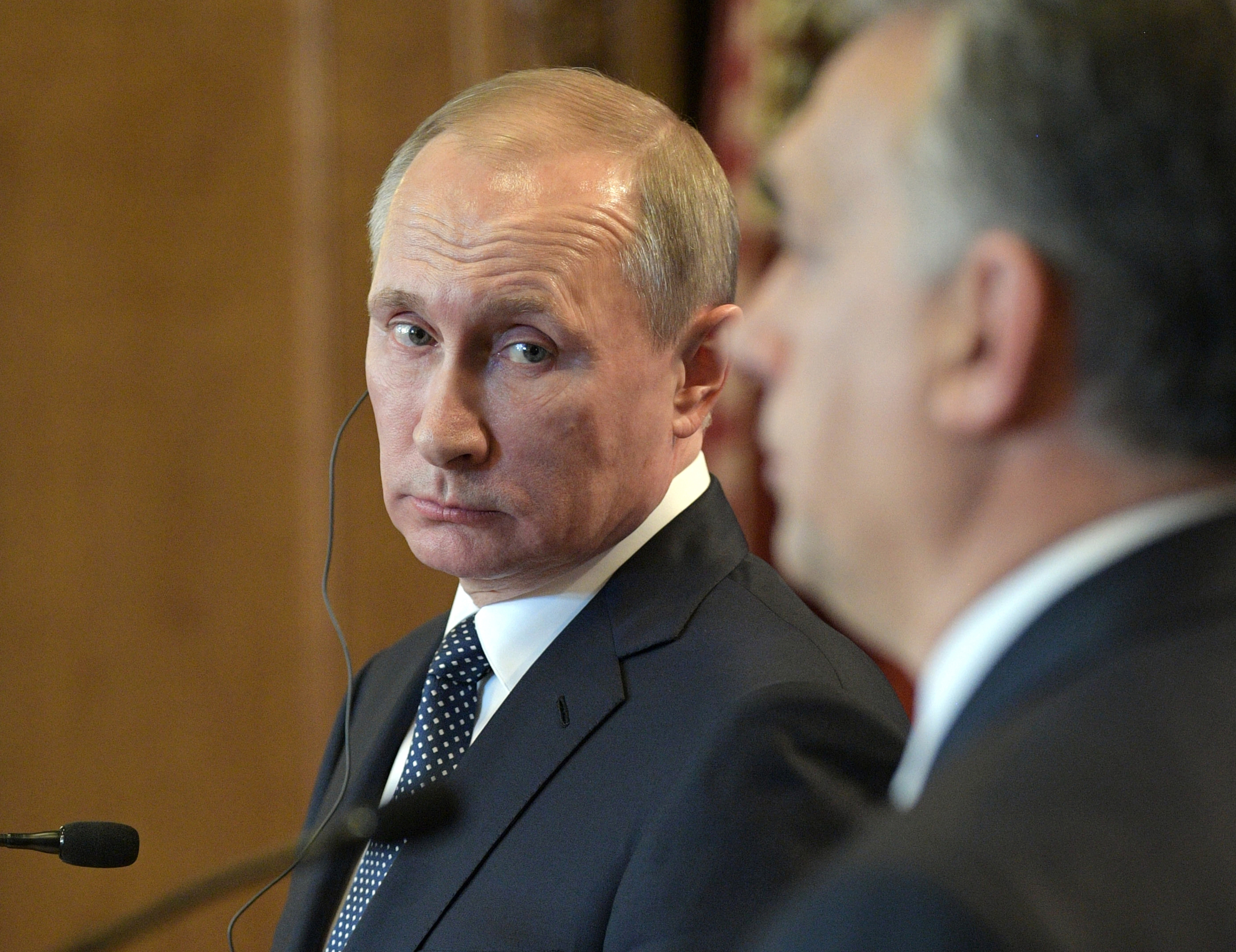 Here's a list of all the Putin critics who wound up murdered