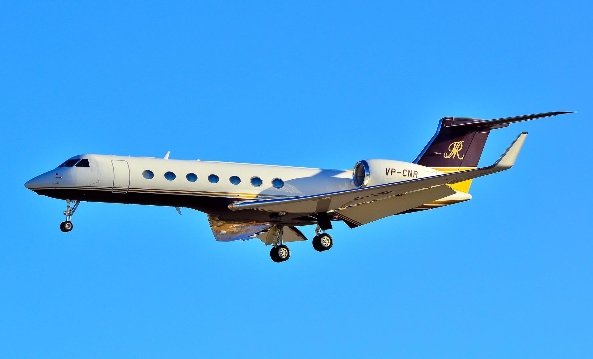 Covid 19 coronavirus: Saudi billionaire Nasser Al Rashid's jet ...