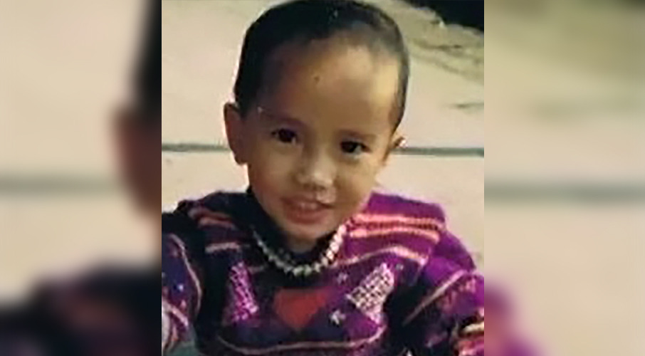 Missing child found 18 years after being abducted from parents