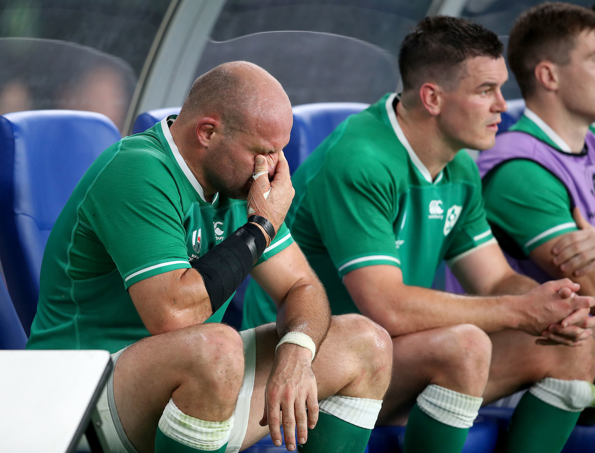 'Big men in tears': How Irish players reacted after All Blacks destruction