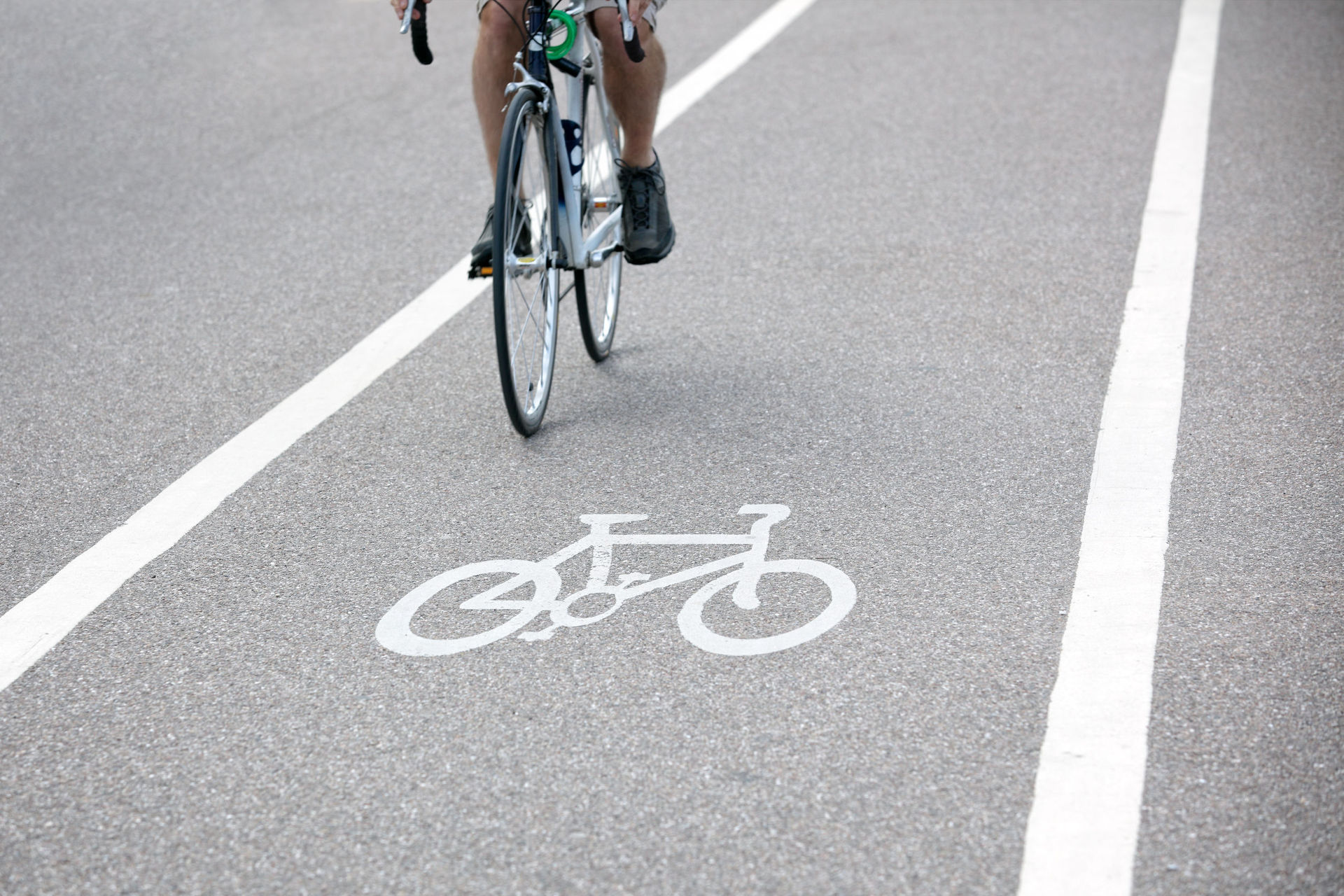 National wants to fine cyclists who don't use dedicated cycleways