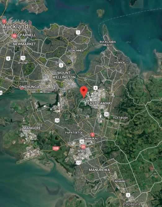Motorcyclist seriously injured in crash in East Tāmaki