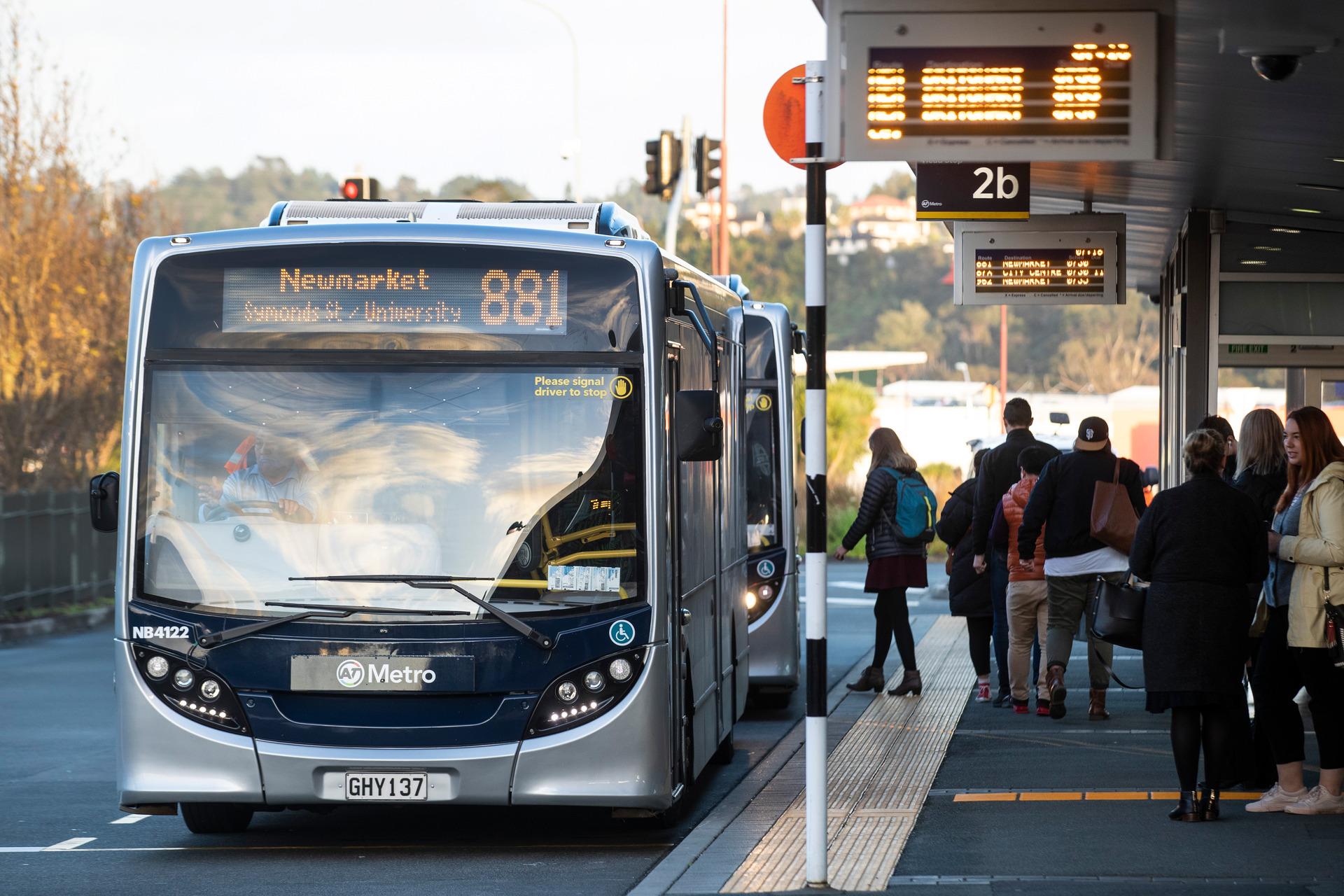 Картинки по запросу auckland public bus