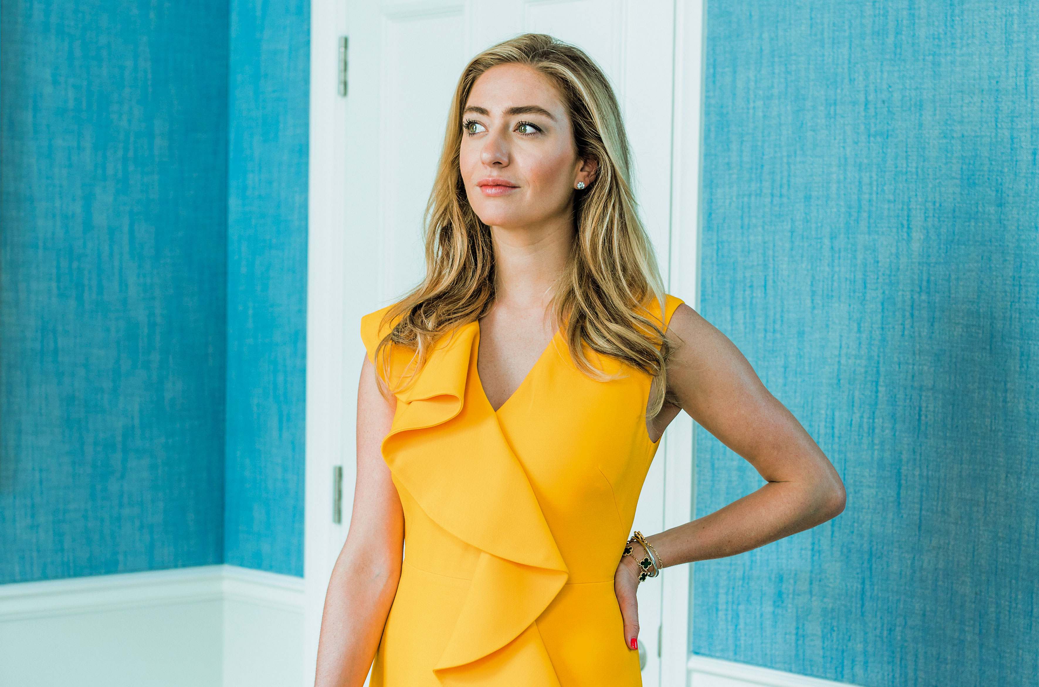 Ex-Tinder whizz Whitney Wolfe on her new female dating app Bumble