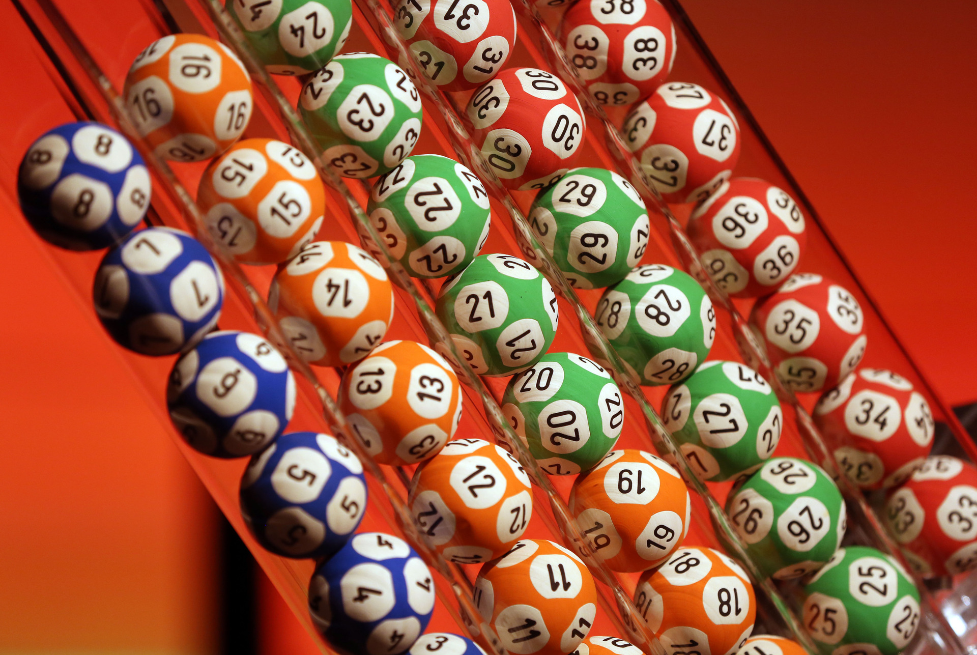 Lotto revenue falls after huge year for Powerball jackpot winners