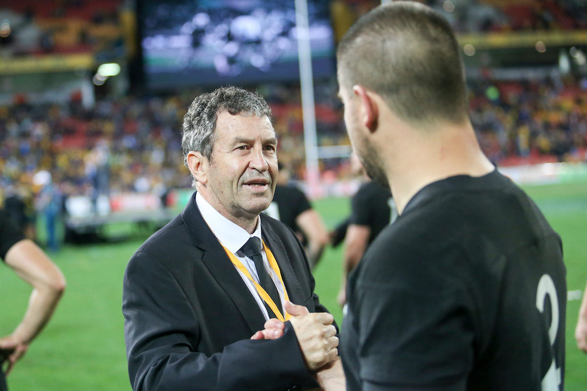 Wayne Smith's warning to NZ Rugby about next All Blacks coach