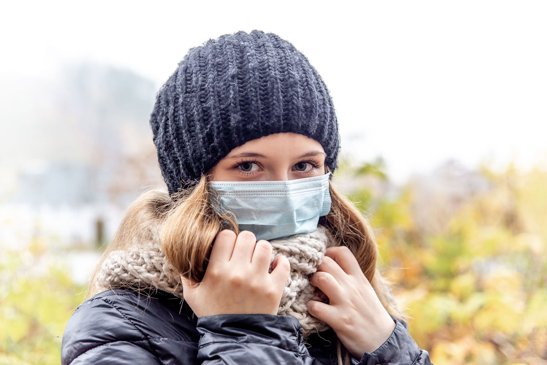 Coronavirus panic: Face masks sell out, but do they work?